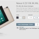 Nexus-9-sandfarben