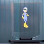 HoloCube HC Tablet verwandelt Ipad in einen holographischen Projektor