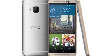 HTC One M9 offiziell vorgestellt