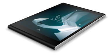 Jolla Tablet mit Sailfish OS 2.0