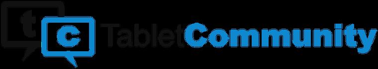 TabletCommunity Logo Retina