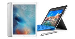 Apple iPad Pro vs. Microsoft Surface Pro 4