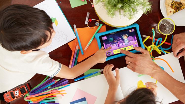 Tablets für Kinder – bedacht eingesetzt eine sinnvolle Sache