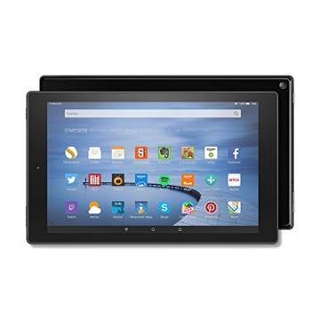 Fire HD 10, 25,65 cm (10,1 Zoll), HD-Display, WLAN, 16 GB (Schwarz) - mit Spezialangeboten - 1