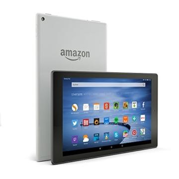 Fire HD 10, 25,65 cm (10,1 Zoll), HD-Display, WLAN, 16 GB (Schwarz) - mit Spezialangeboten - 5