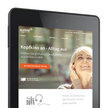 Fire HD 6, 15,2 cm (6 Zoll), HD-Display, WLAN, 8 GB  (Schwarz) - mit Spezialangeboten - 5