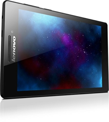 Lenovo Tab 2 A7-10 17,8 cm (7 Zoll IPS) Tablet (ARM MTK 8121 Quad-Core Prozessor, 1,3GHz, 1GB RAM, 8GB eMMC, GPS, Touchscreen, Dolby Sound, Android 4.4) schwarz - 5