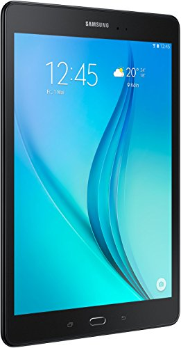 Samsung Galaxy Tab A T550N 24,6 cm (9,7 Zoll) WiFi Tablet-PC (Quad-Core, 1,2 GHz, 16 GB, Android 5.0) schwarz - 2