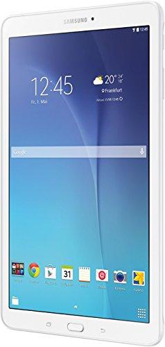 Samsung Galaxy Tab E T560N 24,3 cm (9,6 Zoll) Einsteiger Tablet-PC (Quad-Core, 1,3GHz, 1,5GB RAM, WiFi, Android 4.4) weiß - 2