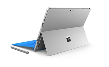 Microsoft Surface Pro 4 31,24 cm (12,3 Zoll) Tablet-PC (Intel Core m3, 4GB RAM, 128 GB, Intel HD Graphics, Windows 10 Pro) -
